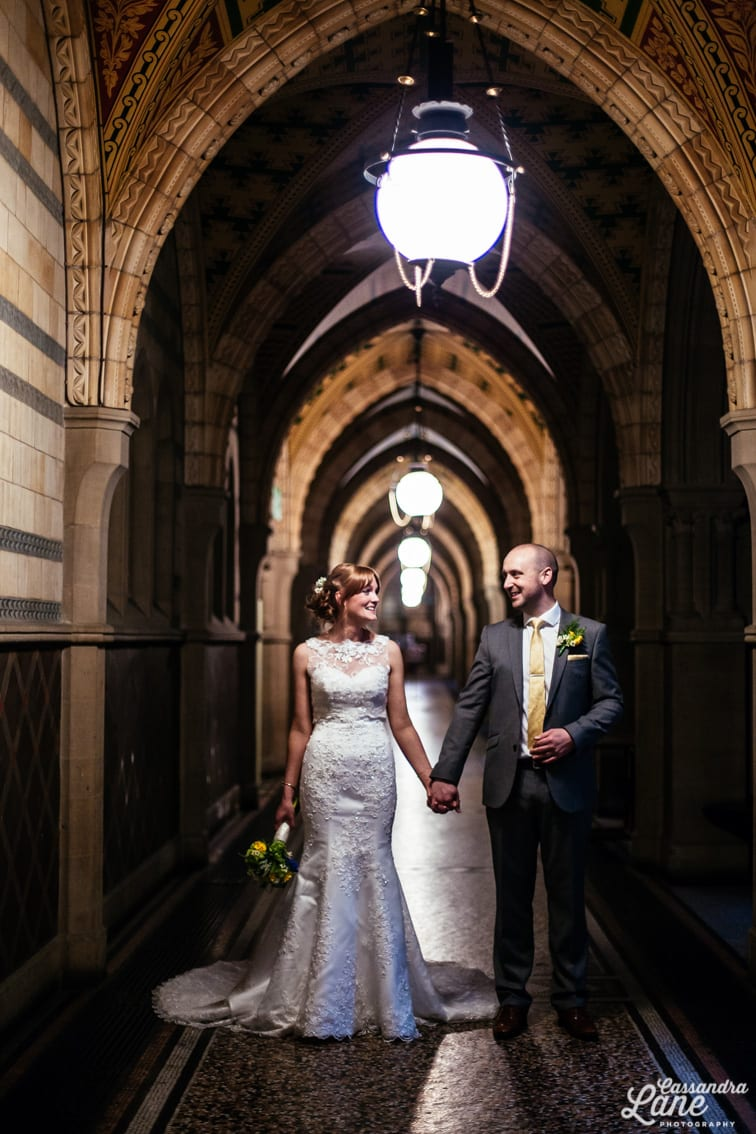 Spring Wedding at Manchester Town Hall-15
