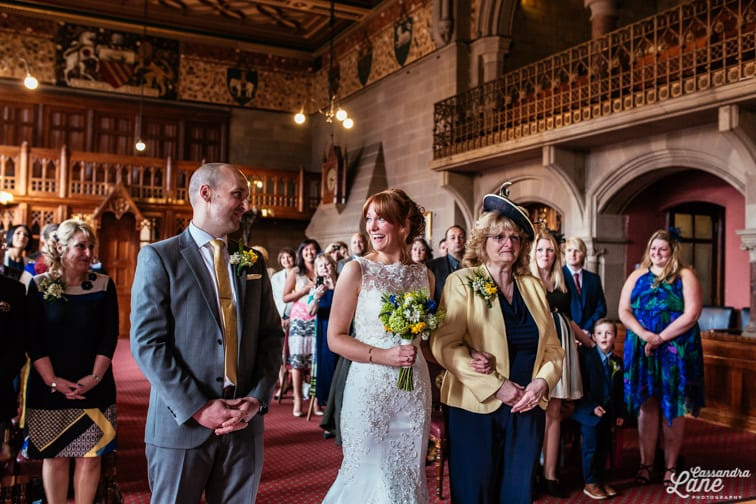 Spring Wedding at Manchester Town Hall-4