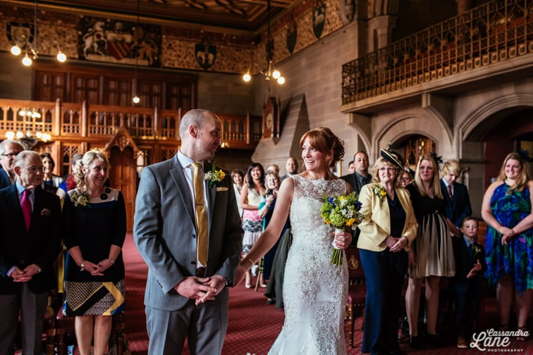 Spring Wedding at Manchester Town Hall-5