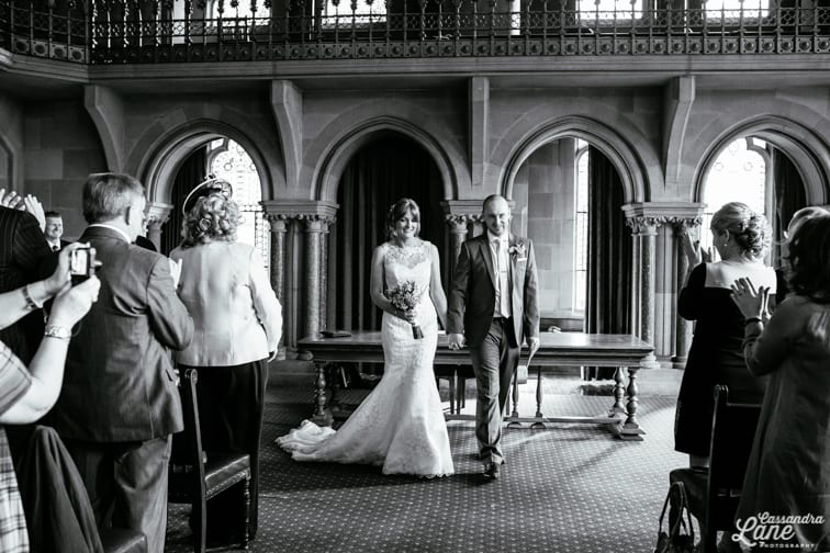Spring Wedding at Manchester Town Hall-8