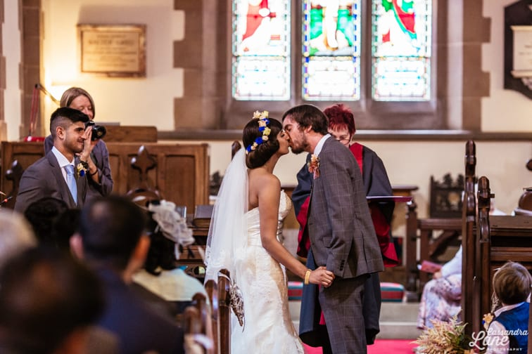 Northcliffe Chapel Wedding