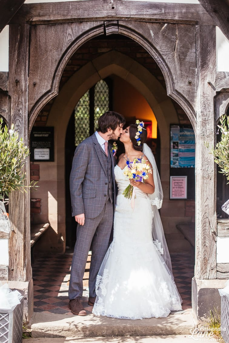Northcliffe Chapel Wedding Photographer