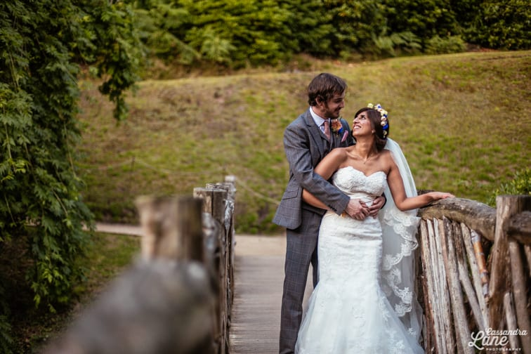 Wedding Photo Quarry Bank Mill