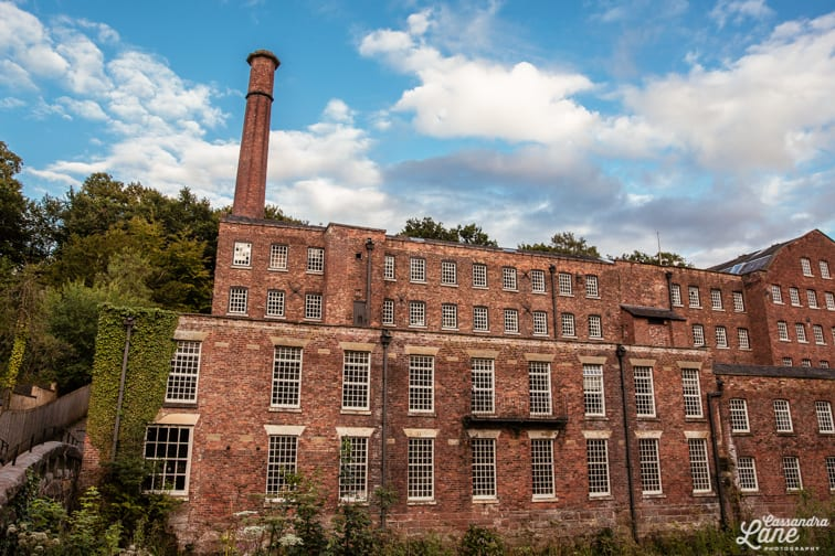 Quarry Bank Mill Cheshire