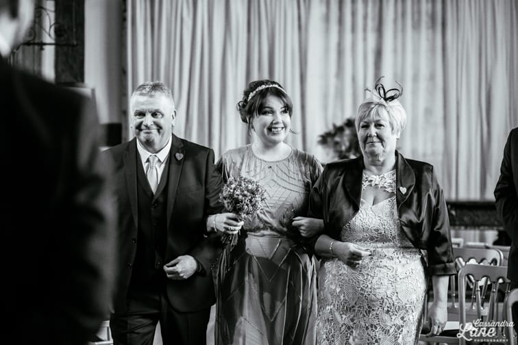 Ordsall Hall Wedding Ceremony