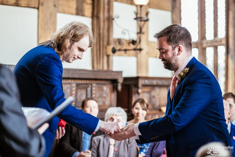 Wedding Ceremonies Ordsall Hall
