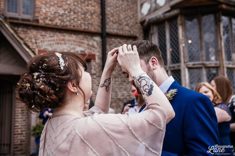 Ordsall Hall Salford Manchester Wedding