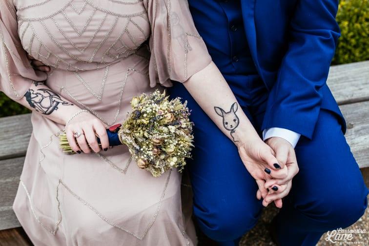 Alternative Wedding Photographer