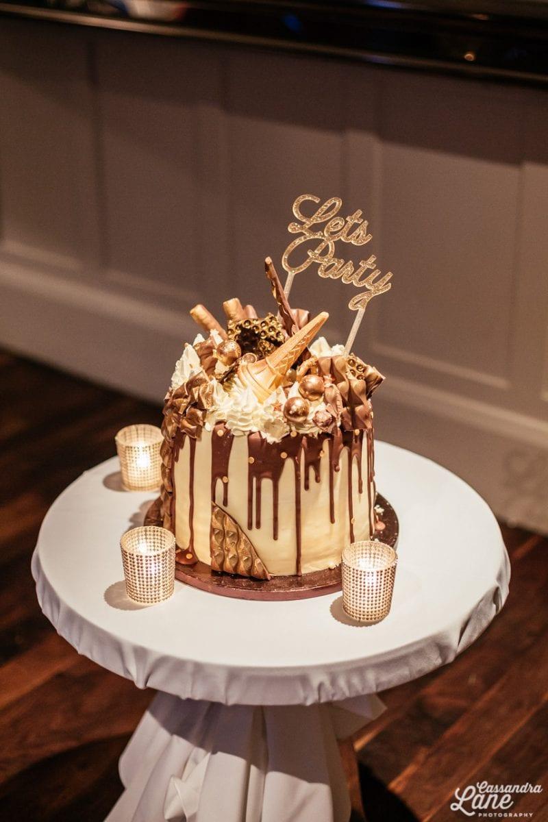 Bakeorama Wedding Cake