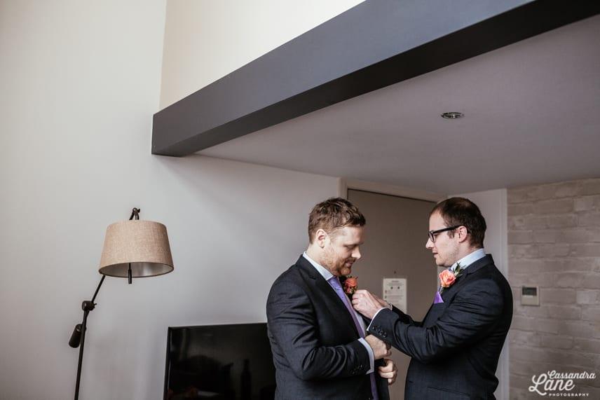 Informal Wedding Photography Manchester