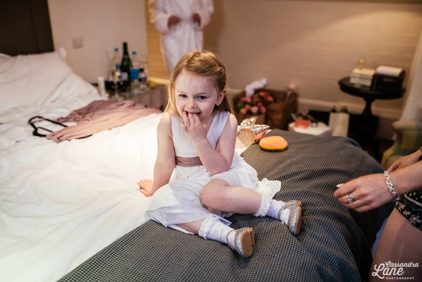 Great John St Hotel Wedding Photography
