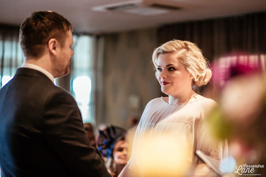 Vintage Wedding at Great John St Hotel Manchester