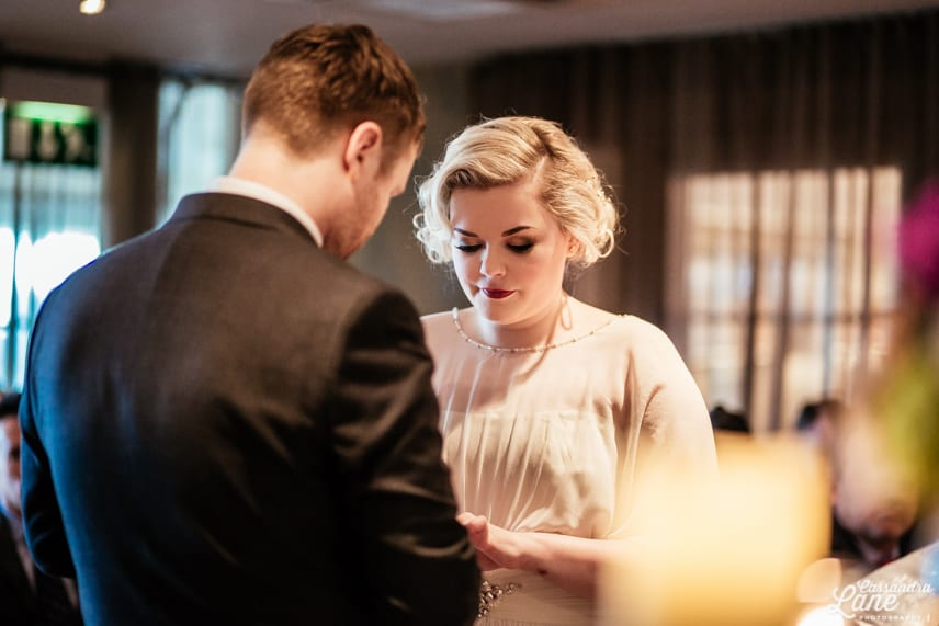 Vintage Weddings at Great John St Hotel Manchester