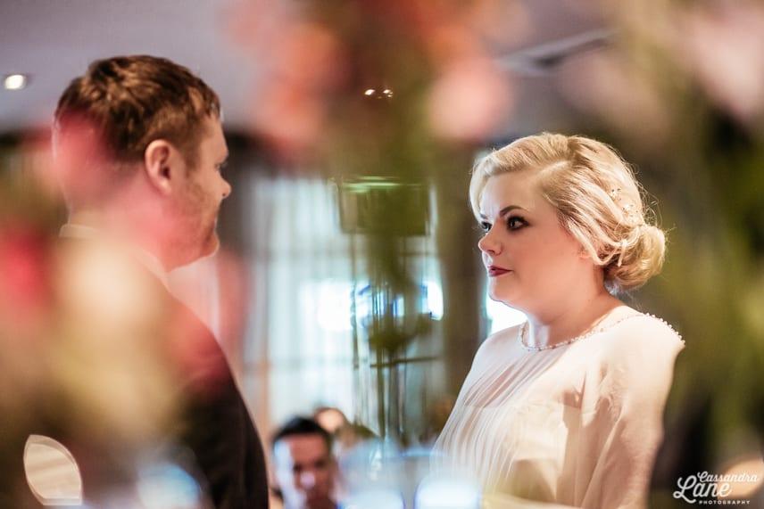 Alternative Wedding at Great John St Hotel Manchester