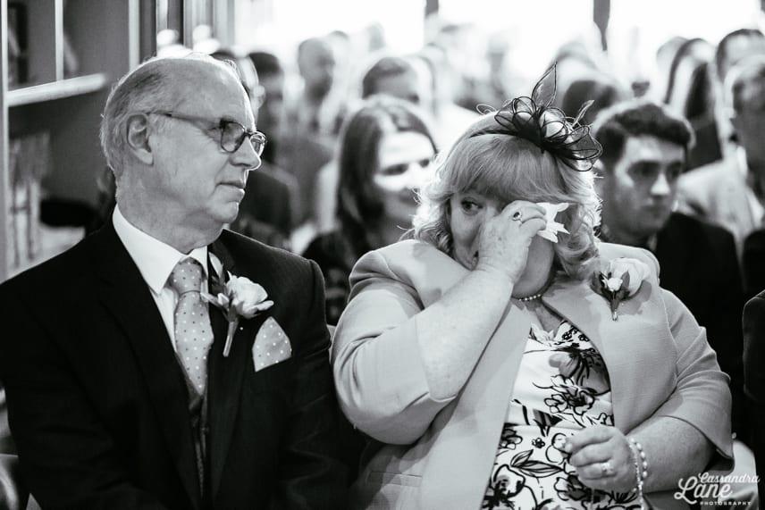 Alternative Wedding Photography Wedding at Great John St Hotel Manchester