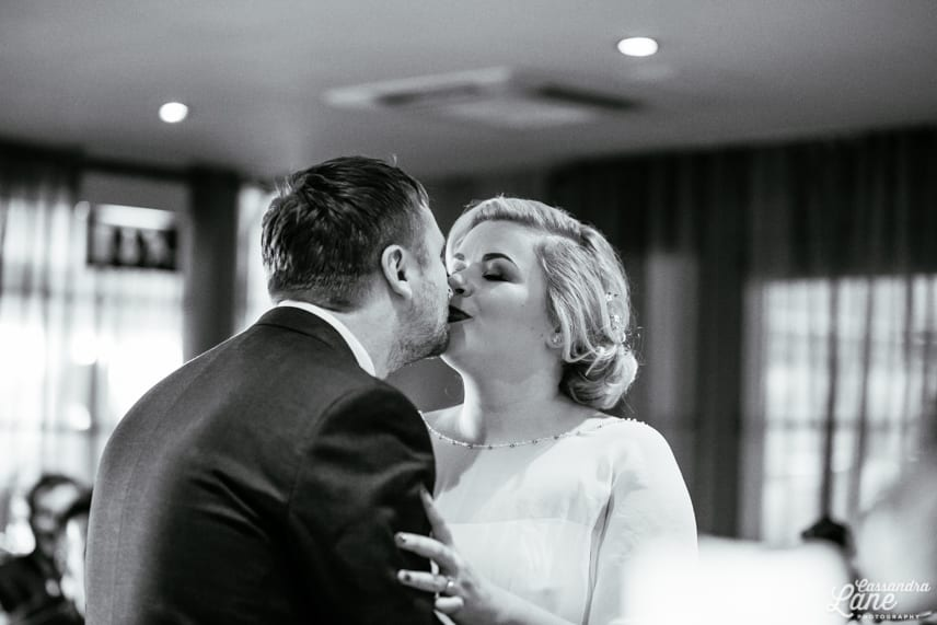 Alternative Wedding Photographer Wedding at Great John St Hotel Manchester