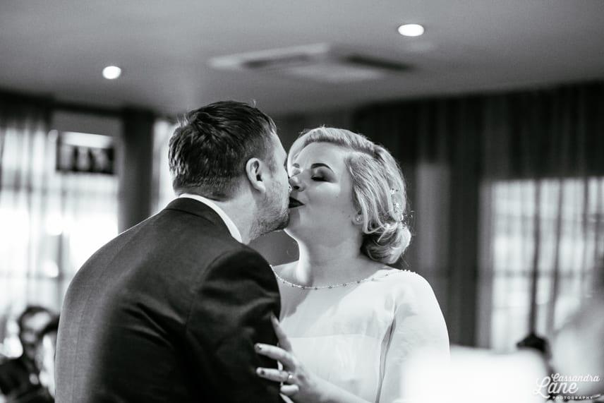 Alternative Wedding Photographer Wedding at Great John St Hotel Manchester