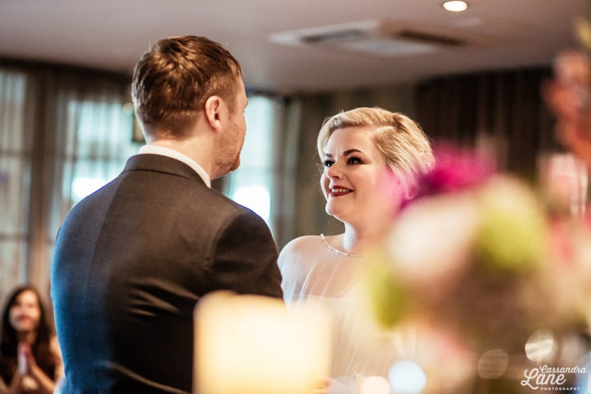 Great John St Hotel Manchester Wedding