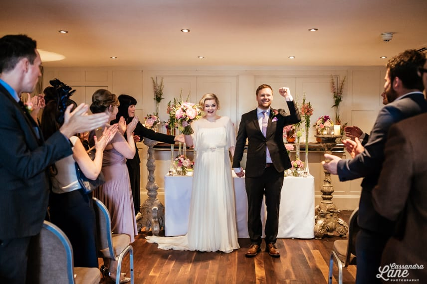 Great John St Hotel Manchester Wedding Ceremonies