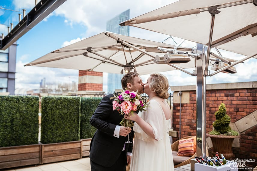 Great John St Hotel Weddings