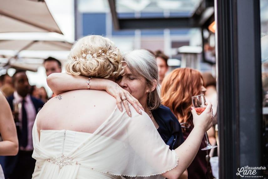 Manchester Wedding at Great John St Hotel