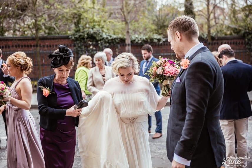 Manchester Weddings at Great John St Hotel