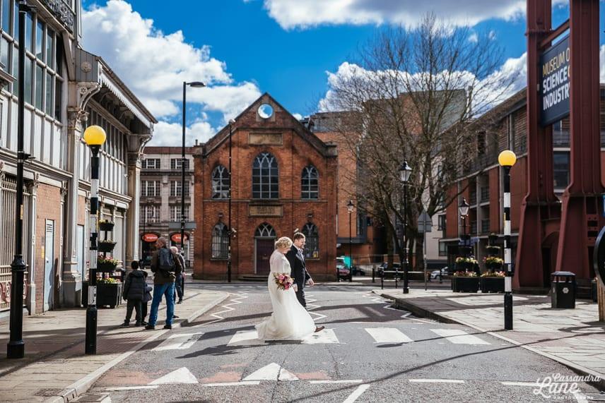 Alternative Wedding Photographer Manchester
