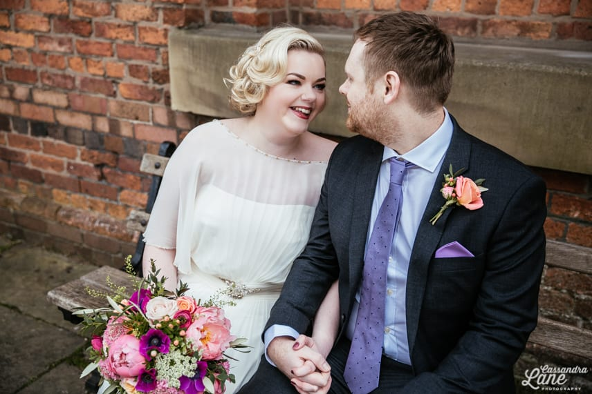 Alternative Wedding Photography Manchester