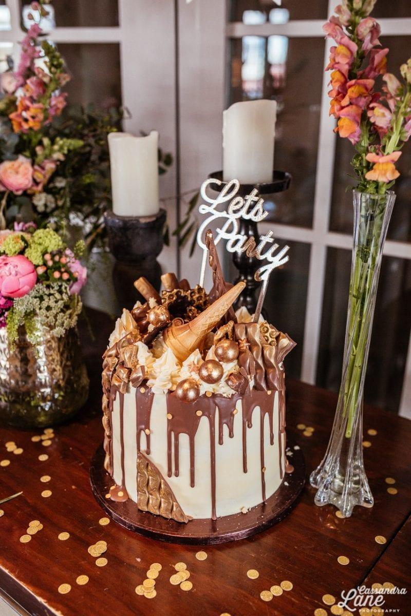 Bakeorama Wedding Cake Chorlton