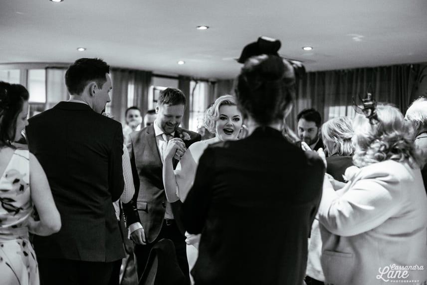 Vintage Wedding Photography Great John St Hotel Manchester-86