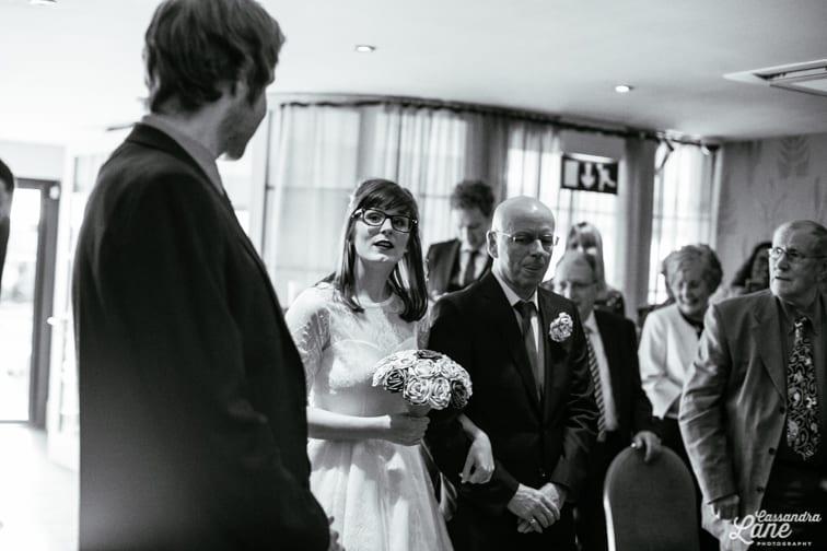 Wedding Photographer Great John Street Hotel
