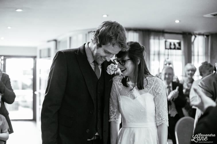 Great John Street Hotel Wedding Ceremony