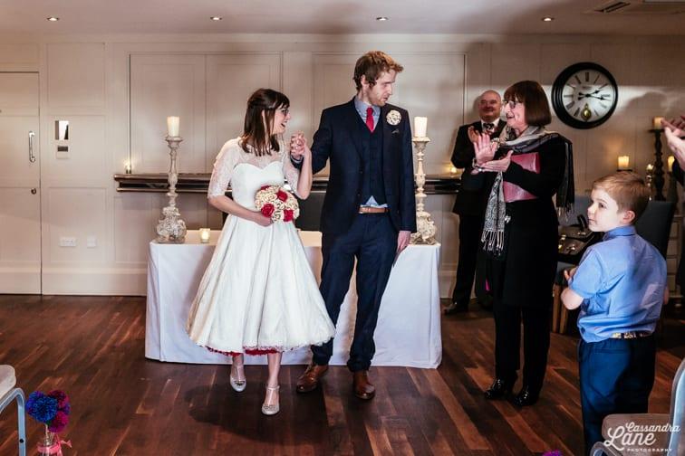 Great John Street Hotel Wedding