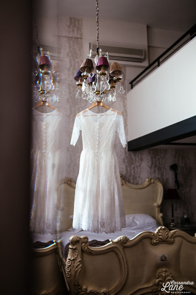 Case of the Curious Bride Wedding Dress