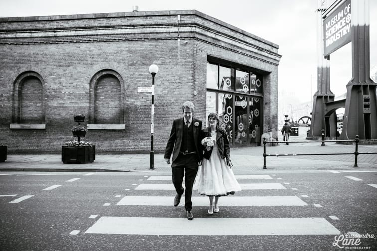 Manchester Alternative Wedding Photography