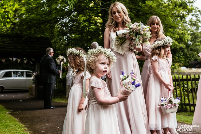 Wedding Photography St James the Great Gawsworth