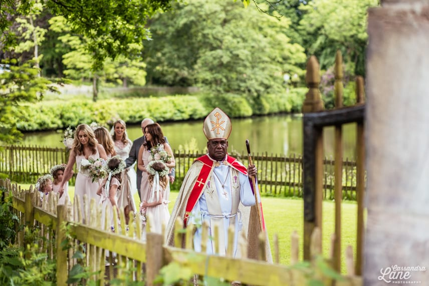Wedding Photographer St James the Great Gawsworth