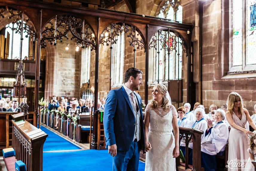 St James the Great Gawsworth Cheshire Weddings
