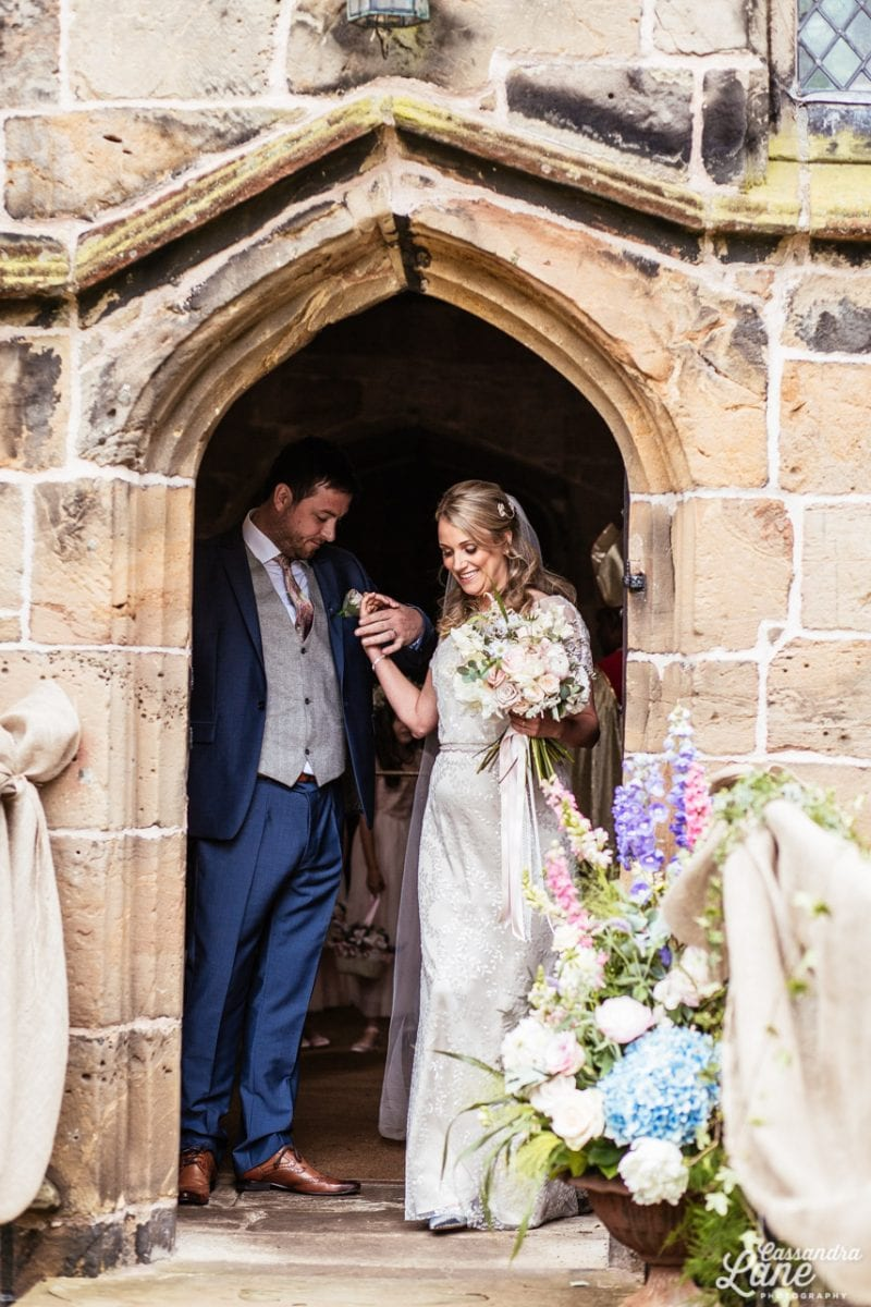 St James the Great Gawsworth Weddings