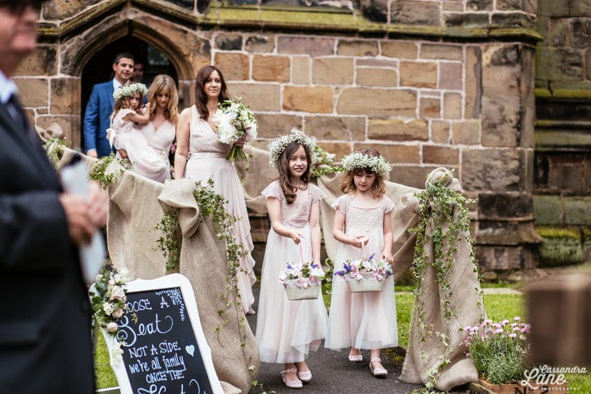 St James the Great Church Gawsworth Weddings