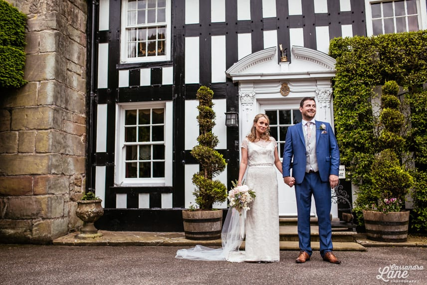 Alternative Wedding Photography Gawsworth Hall