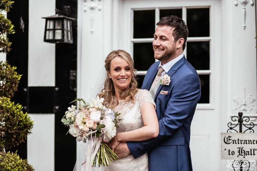 Alternative Wedding Photographer Gawsworth Hall