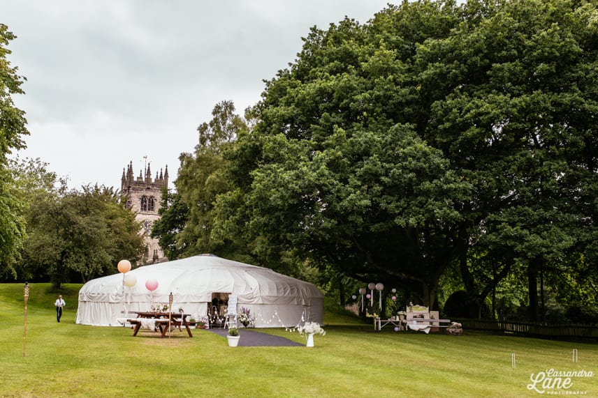 Wedding Photographer Gawsworth Hall Cheshire