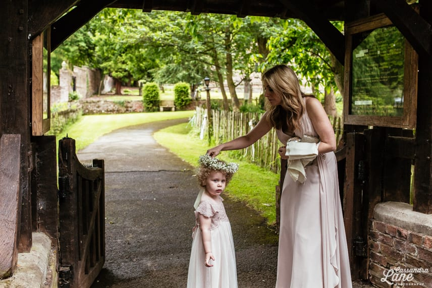 St James the Great Gawsworth Wedding Photographer