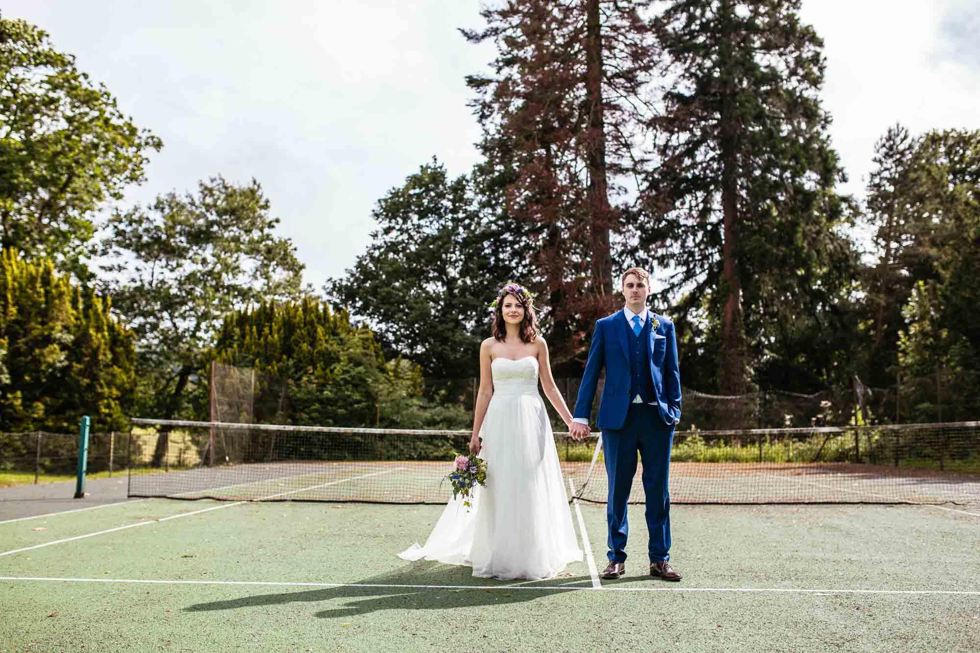 Creative Wedding Photographer Plas Dinam Wales