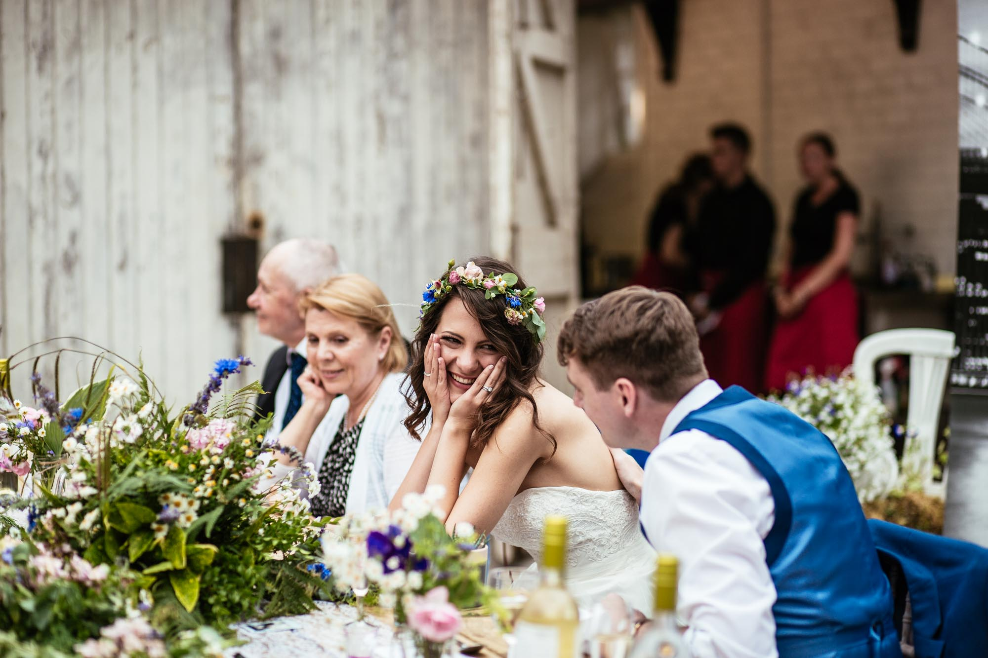 Plas Dinam Country House Mid Wales Wedding Receptions