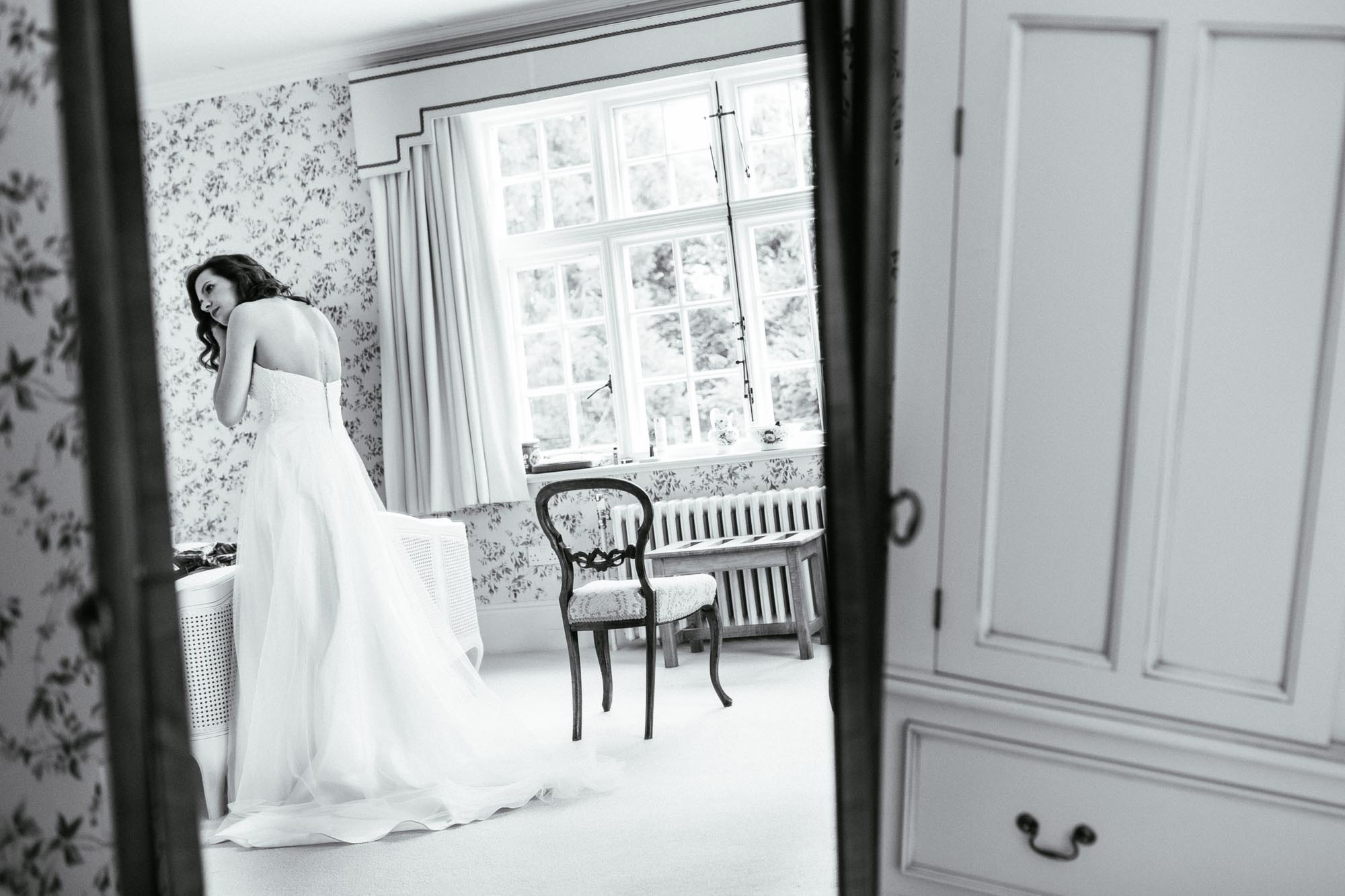 Plas Dinam Wales Wedding Photographer