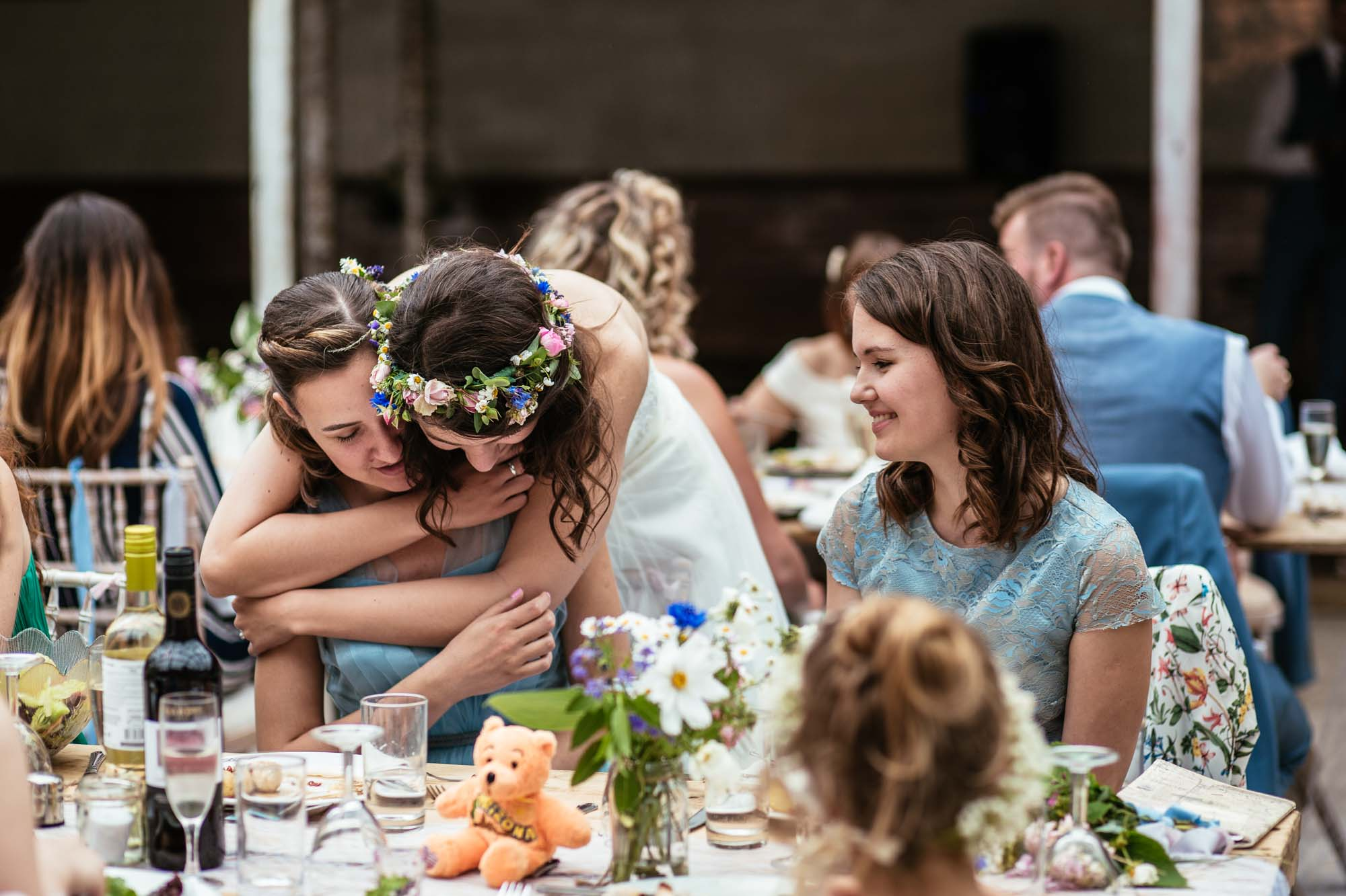 Plas Dinam Wedding Reception