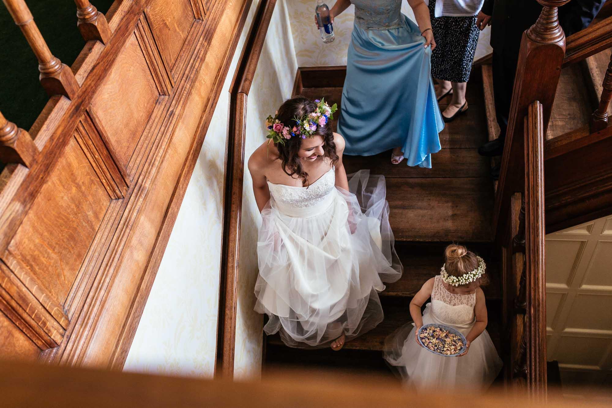 Wedding Photography Plas Dinam Mid Wales