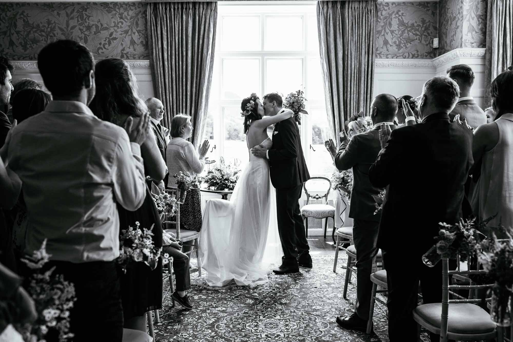 Wedding Plas Dinam Mid Wales
